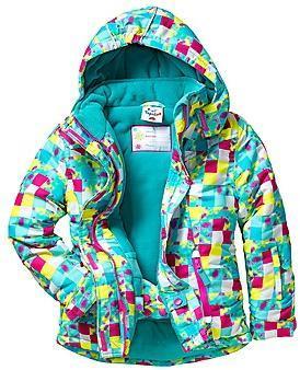 Отзыв на Девочка-Снег Куртка из Интернет-Магазина Ernstings family