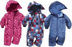 Отзыв на LUPILU® детский-/для малышей зимний комбинезон из Интернет-Магазина LIDL
