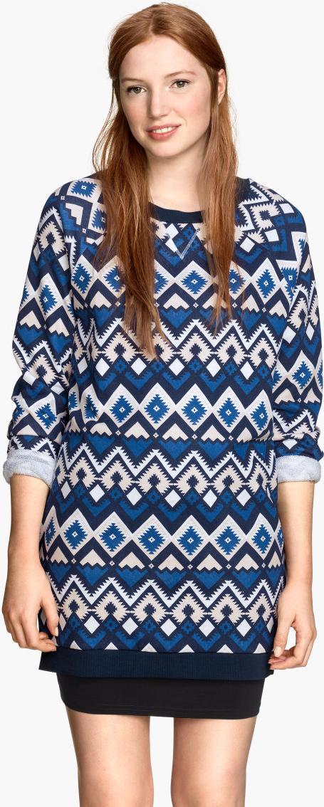 Отзыв на Oversize-Sweatshirt из Интернет-Магазина H&M