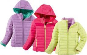 Отзыв на PEPPERTS® для детей для девочки легкая термо куртка из Интернет-Магазина LIDL