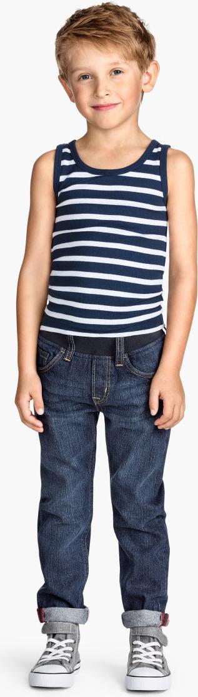 Отзыв на Зауженные джинсы из Интернет-Магазина H&M