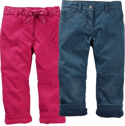 Отзыв на LUPILU® для девочки малыша термоштаны из Интернет-Магазина LIDL