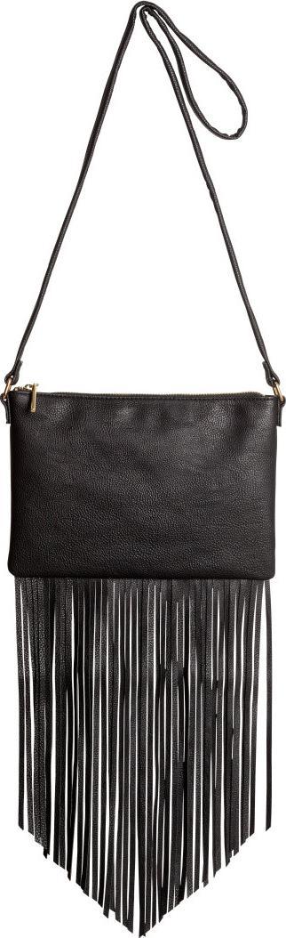 55f742808 Отзыв на Сумка через плечо с бахромой (сумки, кошельки и пр.) из H&M ...