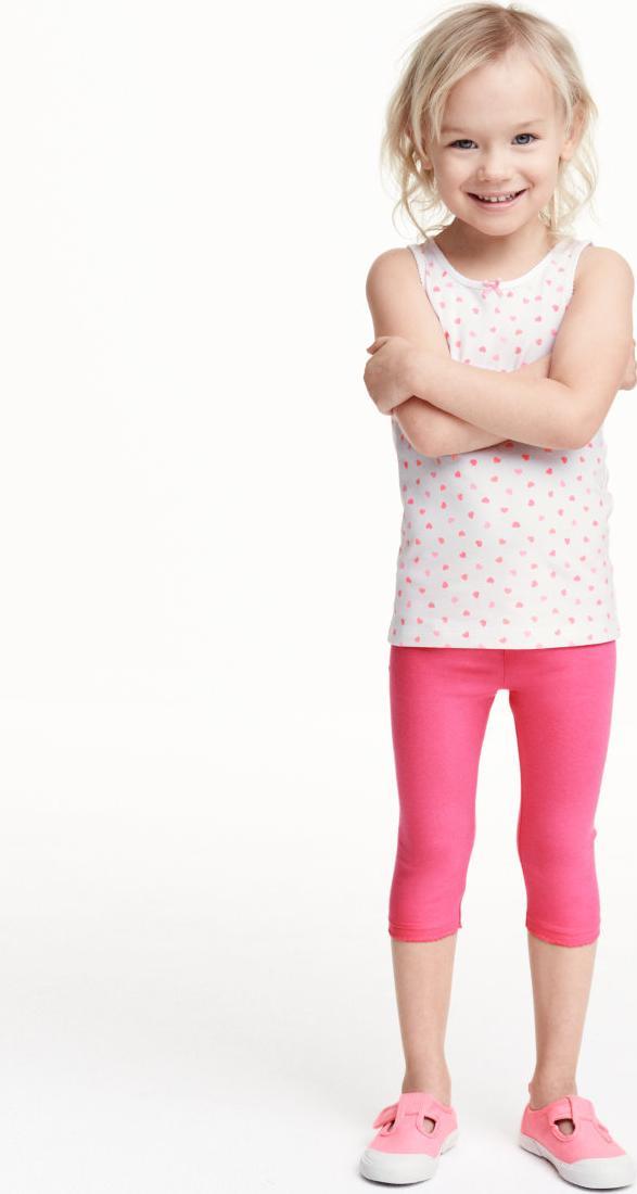 Отзыв на Леггинсы с длиной 3/4 из Интернет-Магазина H&M