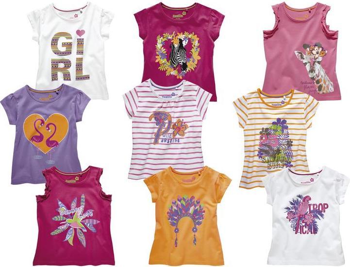 Отзыв на LUPILU® 3 для девочки малыша Футболки из Интернет-Магазина LIDL