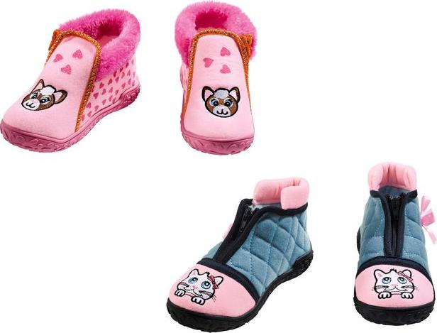 Отзыв на LUPILU® для малыша домашние тапочки на девочку из Интернет-Магазина LIDL