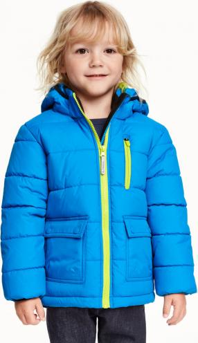 Отзыв на Стеганый Зимняя куртка из Интернет-Магазина H&M