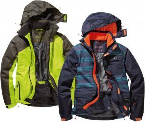 Отзыв на CRIVIT® SPORTS лыжная куртка мужская из Интернет-Магазина LIDL