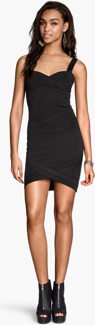 Облегающее платье доставка