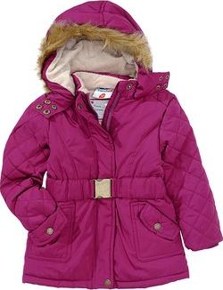 Отзыв на Зимняя курточка на девочку из Интернет-Магазина Ernsting's family