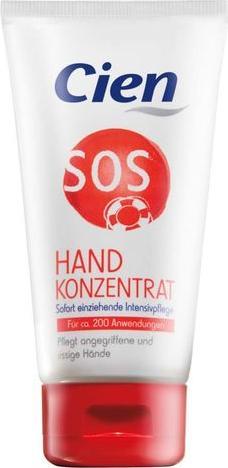Отзыв на Cien Bodycare Крем SOS hand концентрат из Интернет-Магазина LIDL