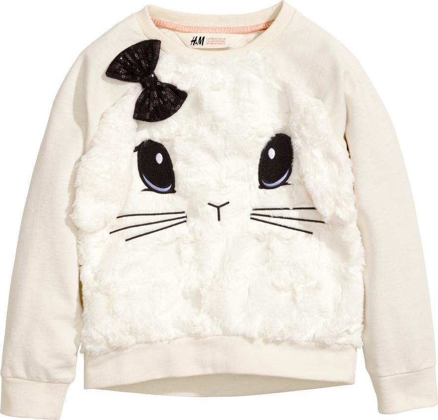 Отзыв на Свитер с Плюшевые ткани из Интернет-Магазина H&M