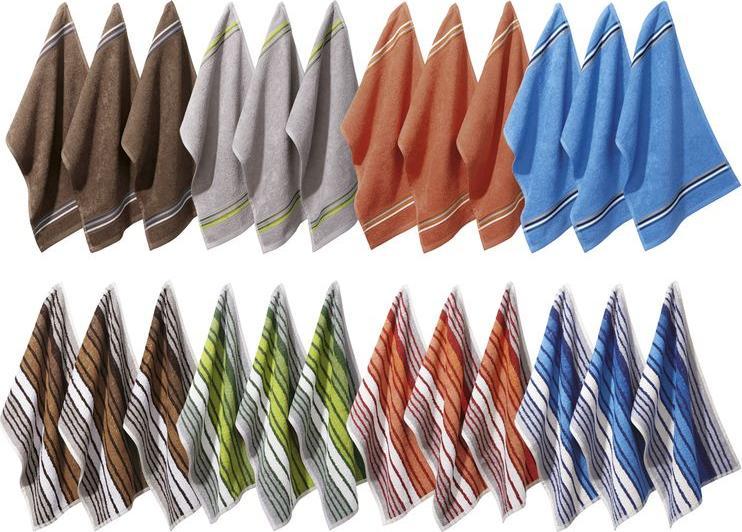 Отзыв на MIOMARE® 3 полотенец Полотенечные, 30 обивкой, 50 x из Интернет-Магазина LIDL