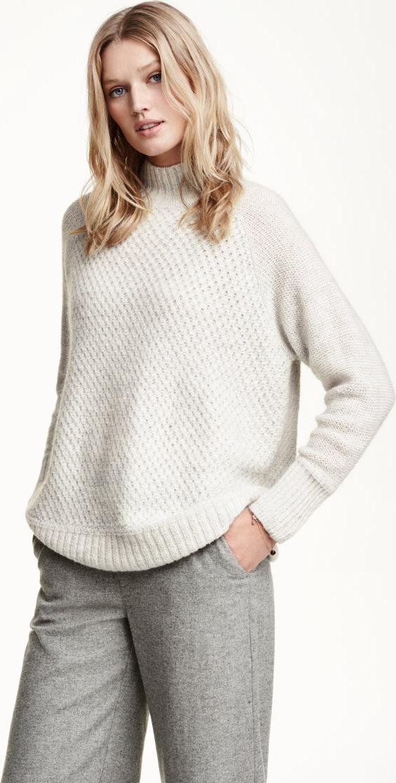 Отзыв на Свитер ангоровый из Интернет-Магазина H&M