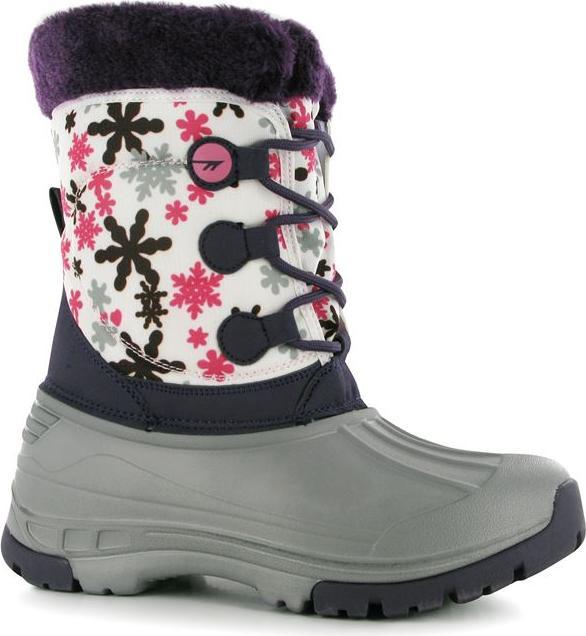 Отзыв на Hi Tec Карниз зимние ботинки детские Девушки из Интернет-Магазина Sports Direct