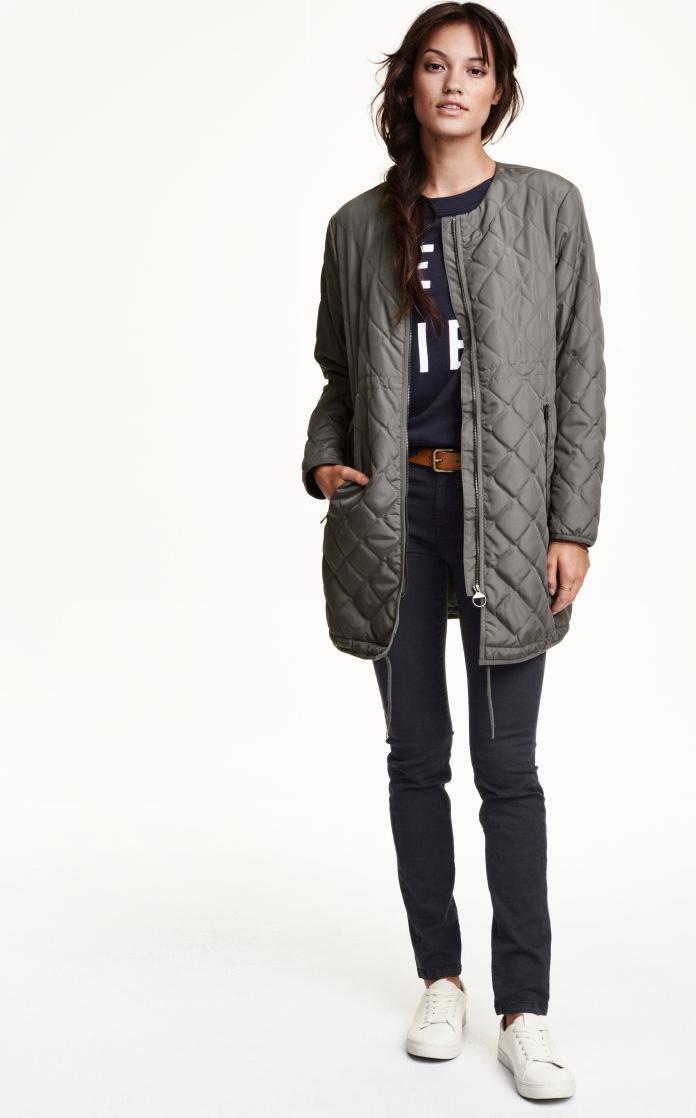 Отзыв на Пуховик из Интернет-Магазина H&M