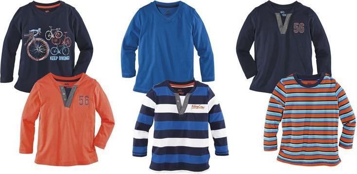 Отзыв на LUPILU® 2 рубашка с длинным рукавом для мальчика малыша из Интернет-Магазина LIDL