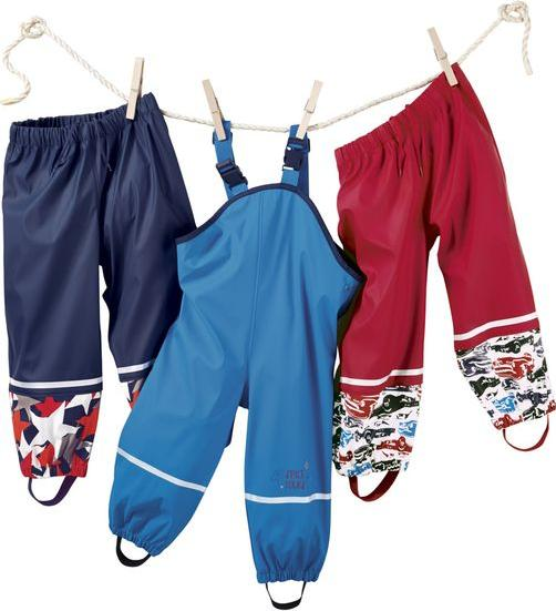 Отзыв на LUPILU® для мальчика малыша штаны для дождевой погоды из Интернет-Магазина LIDL
