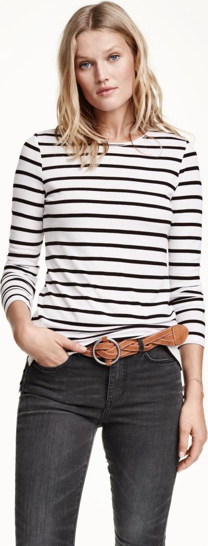 Отзыв на Finned футболка трикотажная из Интернет-Магазина H&M