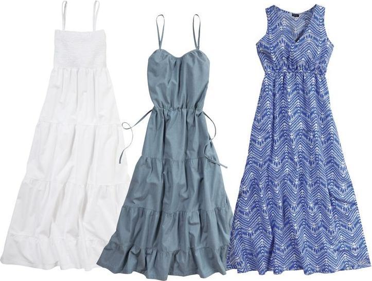 Отзыв на ESMARA® для женщин Летнее платье из Интернет-Магазина LIDL
