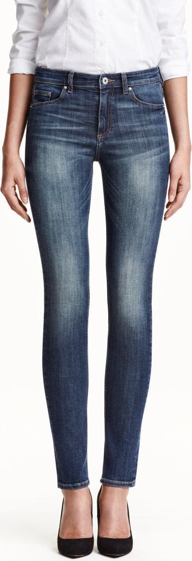 Отзыв на Slim нормальные Джинсы из Интернет-Магазина H&M