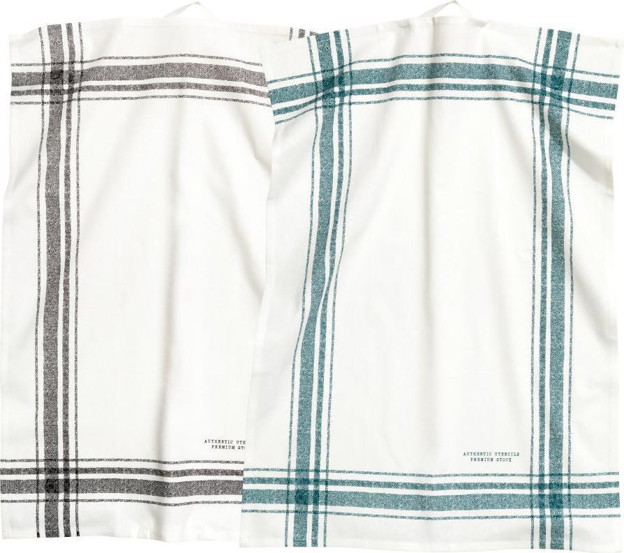 Отзыв на 2-пары Кухонные полотенца из Интернет-Магазина H&M