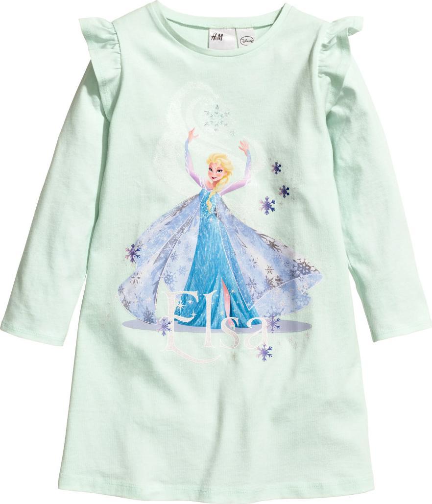 Отзыв на Ночная рубашка с принтом из Интернет-Магазина H&M