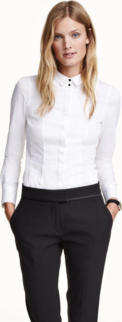 Отзыв на Блузка приталенная из Интернет-Магазина H&M