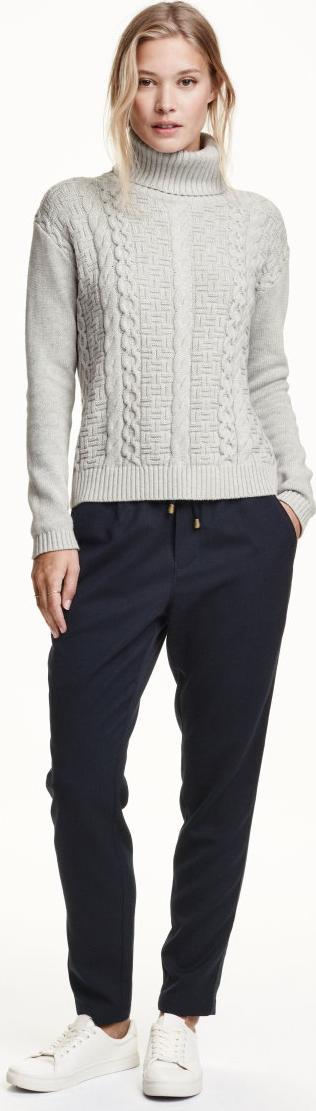Отзыв на Спортивные штаны с Структура ткани из Интернет-Магазина H&M