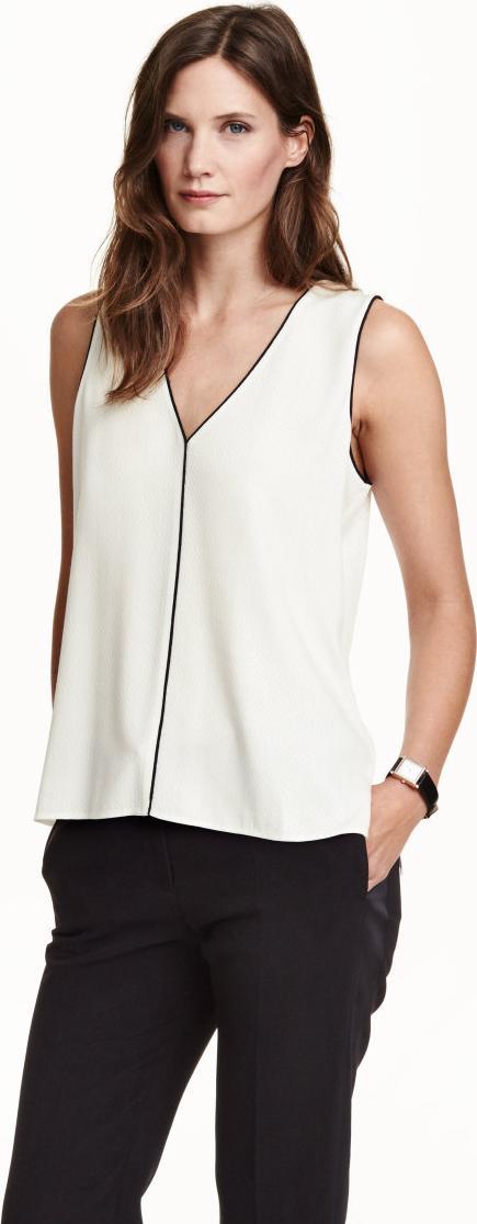 Отзыв на Блузка со структурным узором из Интернет-Магазина H&M