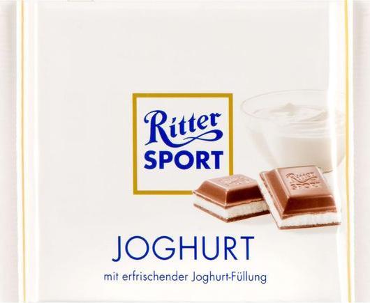 Отзыв на Ritter Sport Шоколад Йогурт из Интернет-Магазина LIDL