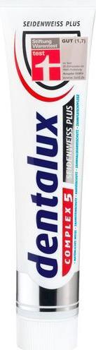 Отзыв на DENTALUX® паста специальные белый шелк Плюс из Интернет-Магазина LIDL