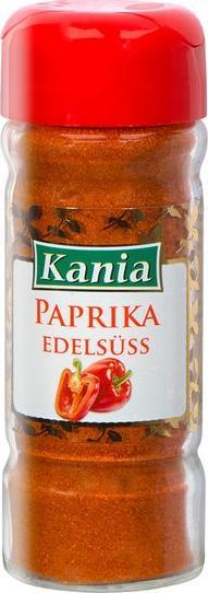 Отзыв на KANIA Paprika Edelsüss из Интернет-Магазина LIDL