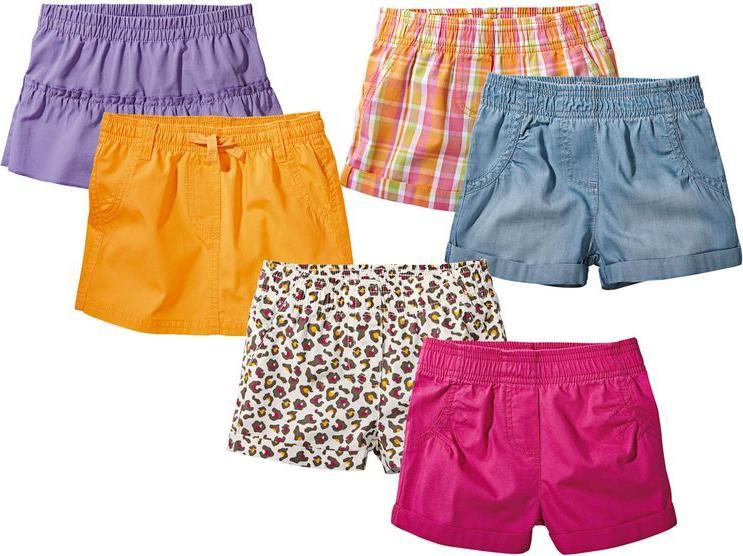 Отзыв на LUPILU® 2 для девочки малыша Шорты / Юбки из Интернет-Магазина LIDL