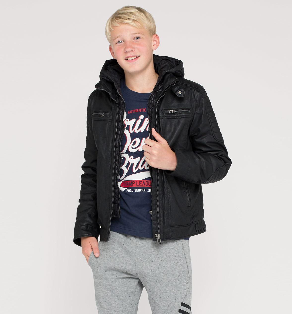 Отзыв на Куртка под кожу из Интернет-Магазина C&A