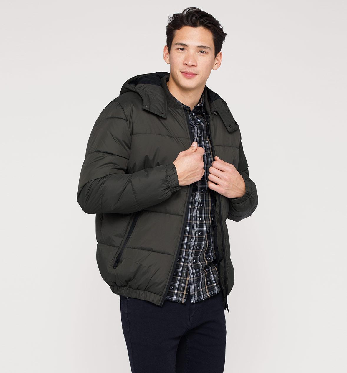 Отзыв на Стеганная куртка из Интернет-Магазина C&A
