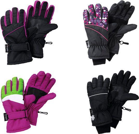 Отзыв на CRIVIT® SPORTS детские лыжные перчатки из Интернет-Магазина LIDL