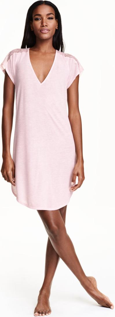 Отзыв на Ночная рубашка с кружевом из Интернет-Магазина H&M