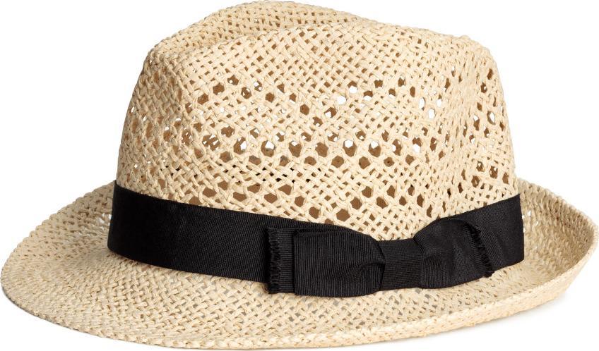 Отзыв на Соломенная шляпа из Интернет-Магазина H&M