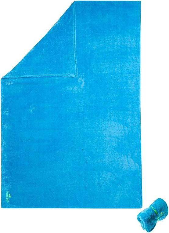 Отзыв на Из Микрофибры Пляжное Полотенце ультра мягкий Размер L 80x130cm Флисовая NABAIJI из Интернет-Магазина Decathlon