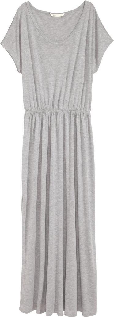 Отзыв на Длинное платье из Интернет-Магазина H&M