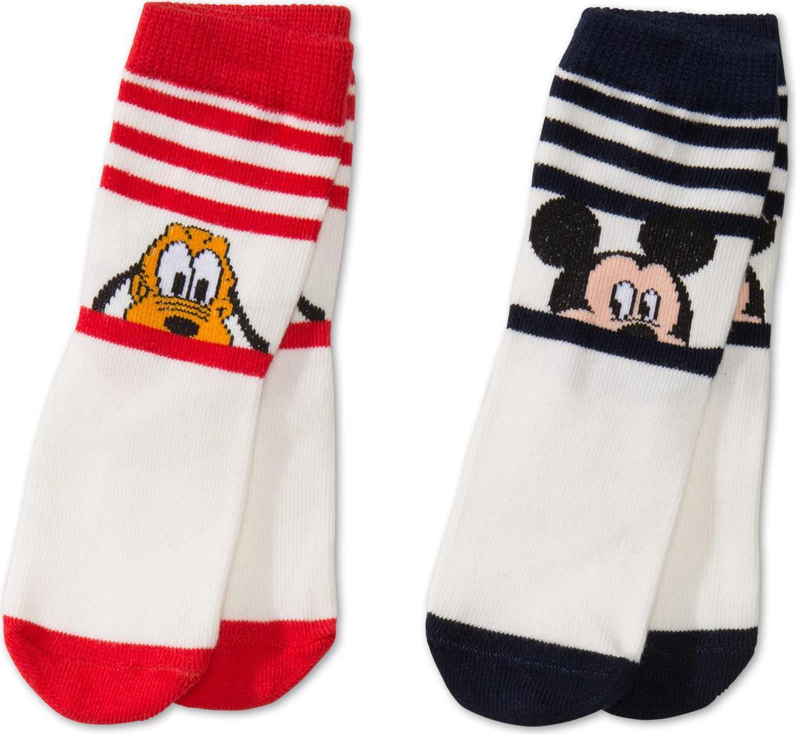 Отзыв на 2 пары Mickey Mouse & Pluto детские носки из Интернет-Магазина C&A