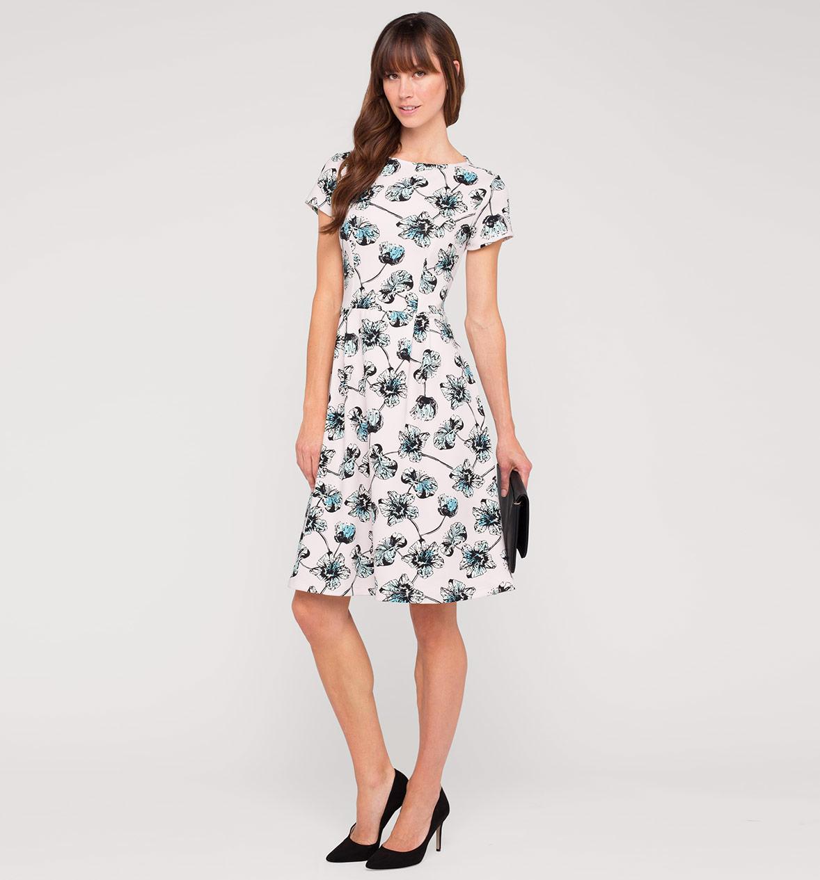 Отзыв на Платье с принтом из Интернет-Магазина C&A
