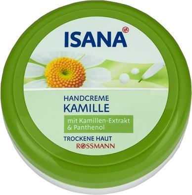 Отзыв на ISANA Крем Ромашка из Интернет-Магазина ROSSMANN