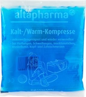 Отзыв на altapharma Kalt-/Warm-Kompresse из Интернет-Магазина