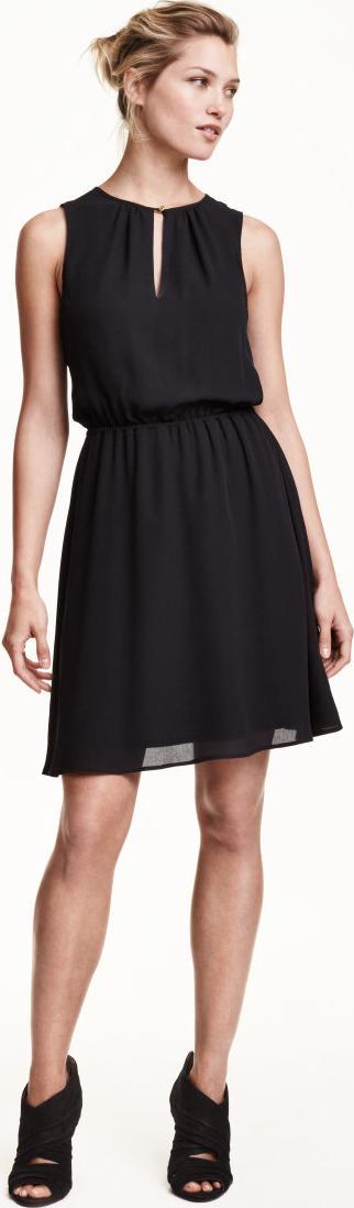 Отзыв на Платье без рукавов из Интернет-Магазина H&M