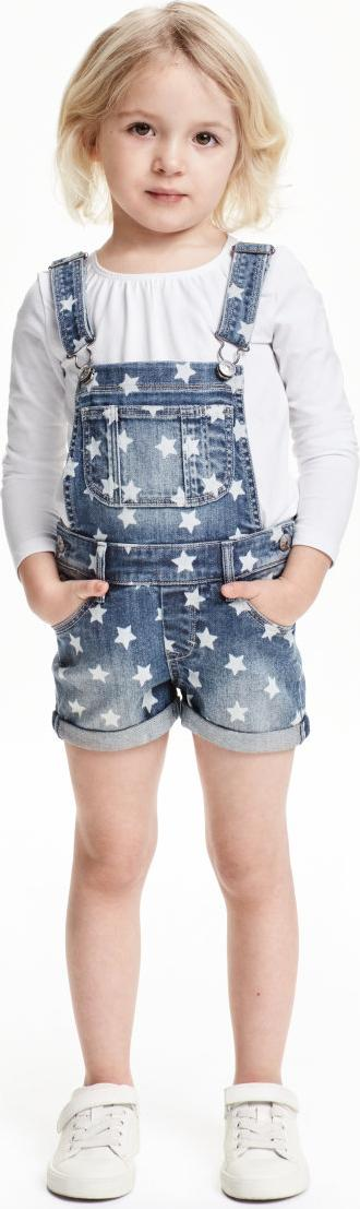 Отзыв на Комбинезон с джинсовый из Интернет-Магазина H&M