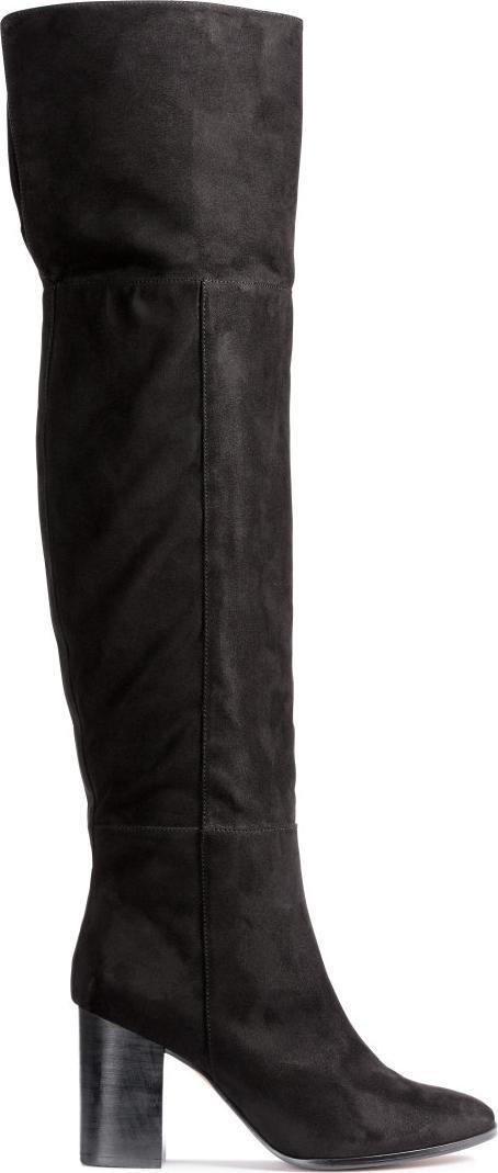 Отзыв на Сапоги высокие до колена из Интернет-Магазина H&M