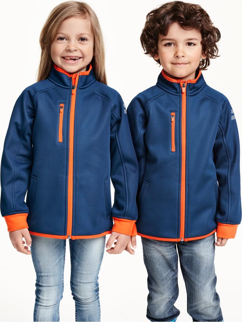 Отзыв на Ветрозащитный флисовая куртка из Интернет-Магазина H&M
