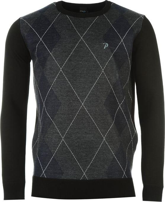 Отзыв на Жаккардовый вязаный джемпер для мужчин из Интернет-Магазина Sports Direct